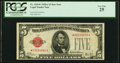 Fr. 1526* $5 1928A Legal Tender Star Note. PCGS Very Fine 25