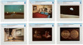 Explorers:Space Exploration, Armstrong Air and Space Museum: Group of Six Color Postcards Directly From The Armstrong Family Collection™, CAG Certified...