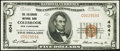Colebrook, NH - $5 1929 Ty. 1 The Colebrook National Bank Ch. # 4041 About Uncirculated