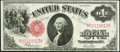 Fr. 39 $1 1917 Legal Tender Extremely Fine-About New
