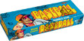 Baseball Cards:Unopened Packs/Display Boxes, 1972 Topps Baseball (3rd Series) Wax Box With 24 Unopened Packs. ...