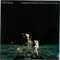 Explorers:Space Exploration, Vinyl: Dr. Wernher von Braun and Chet Huntley One Small Step (RCA) Original 33RPM Stereo Album Directly From The A...