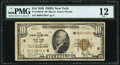 Fr. 1860-B* $10 1929 Federal Reserve Star Bank Note. PMG Fine 12