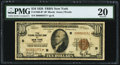 Fr. 1860-B* $10 1929 Federal Reserve Bank Star Note. PMG Very Fine 20