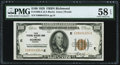 Low Serial Number 4324 Fr. 1890-E $100 1929 Federal Reserve Bank Note. PMG Choice About Unc 58 EPQ