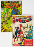 Silver Age (1956-1969):Superhero, The Amazing Spider-Man Annual #1 and 5 Group (Marvel, 1964-68) Condition: Average GD+.... (Total: 2 )