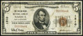 National Bank Notes:New Hampshire, Nashua, NH - $5 1929 Ty. 1 The Indian Head National Bank Ch. # 1310 Fine.. ...