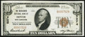 Dover, NH - $10 1929 Ty. 1 The Merchants National Bank Ch. # 5274 Very Fine-Extremely Fine