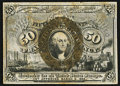 Fr. 1322 50¢ Second Issue Very Fine