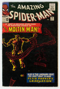 Silver Age (1956-1969):Superhero, The Amazing Spider-Man #28 (Marvel, 1965) Condition: VG....