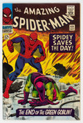 Silver Age (1956-1969):Superhero, The Amazing Spider-Man #40 (Marvel, 1966) Condition: FN+....