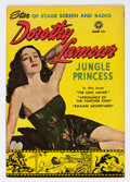 Golden Age (1938-1955):Adventure, Dorothy Lamour #2 (Fox, 1950) Condition: FN-....