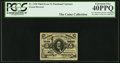 Fractional Currency:Third Issue, A.U. Wyman Courtesy Autograph Fr. 1238 5¢ Third Issue PCGS Extremely Fine 40PPQ.. ...