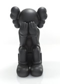 Other:Contemporary, KAWS (b. 1974). Passing Through Companion (Black), 2013. Painted cast vinyl. 11-1/2 x 6-1/2 x 7-1/2 inches (29.2 x 16.5 ...
