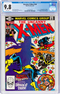 Modern Age (1980-Present):Superhero, X-Men #148 (Marvel, 1981) CGC NM/MT 9.8 White pages....