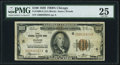 Fr. 1890-G $100 1929 Federal Reserve Bank Note. PMG Very Fine 25