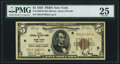Fr. 1850-B $5 1929 Federal Reserve Bank Note. PMG Very Fine 25