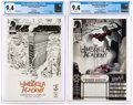Modern Age (1980-Present):Horror, Umbrella Academy CGC-Graded Group of 2 (Dark Horse, 2007-18) CGC NM 9.4 White pages.... (Total: 2 )