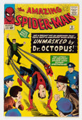 Silver Age (1956-1969):Superhero, The Amazing Spider-Man #12 (Marvel, 1964) Condition: FN-....