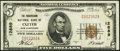 Exeter, NH - $5 1929 Ty. 1 The Rockingham National Bank Ch. # 12889 Very Fine+