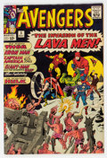 Silver Age (1956-1969):Superhero, The Avengers #5 (Marvel, 1964) Condition: VF....