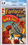 Silver Age (1956-1969):Superhero, Fantastic Four #18 (Marvel, 1963) CGC GD/VG 3.0 Off-white pages....