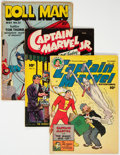 Golden Age (1938-1955):Superhero, Golden Age Superhero/Adventure Comics Group of 7 (Various Publishers, 1945-49) Condition: Average VG.... (Total: 7 Comic Books)