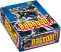 Baseball Cards:Unopened Packs/Display Boxes, 1977 Topps Baseball Wax Box With 36 Unopened Packs - From Sealed Case!...