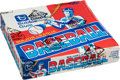 Baseball Cards:Unopened Packs/Display Boxes, 1979 Topps Baseball Cello Box with 24 Unopened Packs - Ozzie Smith Rookie Year!...