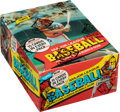 Baseball Cards:Unopened Packs/Display Boxes, 1980 Topps Baseball Wax Box With 36 Unopened Packs - Henderson Rookie Year!...