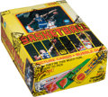 Basketball Cards:Unopened Packs/Display Boxes, 1979-80 Topps Basketball Wax Box With 36 Unopened Packs....