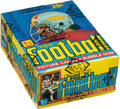 Football Cards:Boxes & Cases, 1978 Topps Football Wax Box With 24 Unopened Packs - Dorsett Rookie Year!...