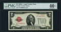 Small Size:Legal Tender Notes, Fr. 1502 $2 1928A Legal Tender Note. PMG Extremely Fine 40 EPQ.. ...