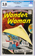Silver Age (1956-1969):Superhero, Wonder Woman #105 (DC, 1959) CGC GD/VG 3.0 Off-white pages....