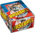 Baseball Cards:Unopened Packs/Display Boxes, 1982 Topps Baseball Wax Box With 36 Unopened Packs - Cal Ripken Jr. Rookie Year!...
