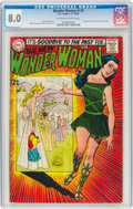 Silver Age (1956-1969):Superhero, Wonder Woman #179 (DC, 1968) CGC VF 8.0 Off-white to white pages....