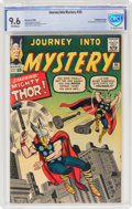Silver Age (1956-1969):Superhero, Journey Into Mystery #95 Bethlehem Pedigree (Marvel, 1963)...