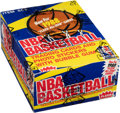 Basketball Cards:Unopened Packs/Display Boxes, 1988 Fleer Basketball Wax Box with 36 Unopened Packs....