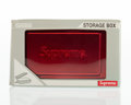 Prints & Multiples:Contemporary, Supreme X Sigg. Storage Box (Small), 2018. Painted metal. 4-1/2 x 6 x 2-1/2 inches (11.4 x 15.2 x 6.4 cm). Produced by S...