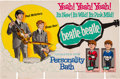 Music Memorabilia:Memorabilia, The Beatles Bubble Bath Vintage Promotional Display Board (NEMS, 1965). ...