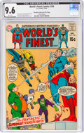 Silver Age (1956-1969):Superhero, World's Finest Comics #190 Murphy Anderson File Copy (DC, 1969) CGC NM+ 9.6 White pages....