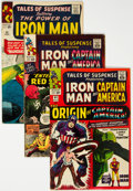 Silver Age (1956-1969):Superhero, Tales of Suspense Group of 13 (Marvel, 1964-66) Condition: Average VG.... (Total: 13 Comic Books)