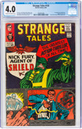 Silver Age (1956-1969):Superhero, Strange Tales #135 (Marvel, 1965) CGC VG 4.0 Cream to off-white pages....