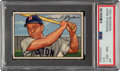 Baseball Cards:Singles (1950-1959), 1952 Bowman Vern Stephens #9 PSA NM-MT+ 8.5....