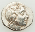 Ancients:Greek, Ancients: LYCIAN LEAGUE. Masicytes. Ca. 48-20 BC. AR hemidrachm (14mm, 2.00 gm, 11h). About XF....