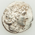 Ancients:Greek, Ancients: LYCIAN LEAGUE. Masicytes. Ca. 48-20 BC. AR hemidrachm (17mm, 1.99 gm, 1h). XF....
