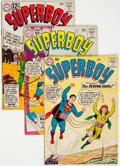 Silver Age (1956-1969):Superhero, Superboy Group of 27 (DC, 1959-69) Condition: Average VG-.... (Total: 27 )