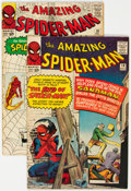 Silver Age (1956-1969):Superhero, The Amazing Spider-Man #18 and 19 Group (Marvel, 1964) Condition: Average VG+.... (Total: 2 )