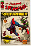 Silver Age (1956-1969):Superhero, The Amazing Spider-Man #23 (Marvel, 1965) Condition: FN....