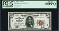 Fr. 1850-C $5 1929 Federal Reserve Bank Note. PCGS Gem New 65PPQ